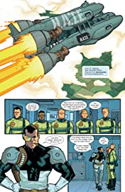 Nextwave: Agents of HATE #1