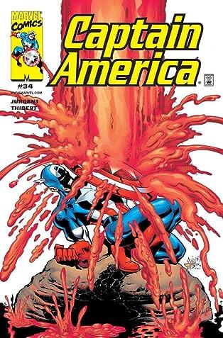 Captain America (1998-2002) #34