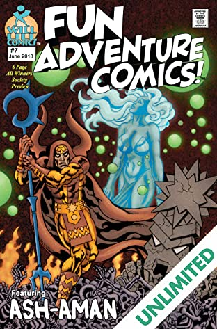 Fun Adventure Comics! #7