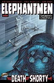Elephantmen 2261 Season One (comiXology Originals) No.4 (sur 5): The Death of Shorty