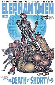 Elephantmen 2261 Season One (comiXology Originals) No.5 (sur 5): The Death of Shorty