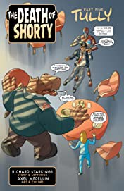 Elephantmen 2261: The Death of Shorty (comiXology Originals) No.5 (sur 5)