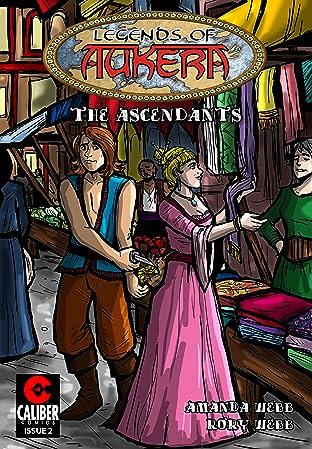 Legends of Aukera: The Ascendants #2