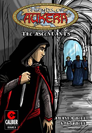 Legends of Aukera: The Ascendants #3
