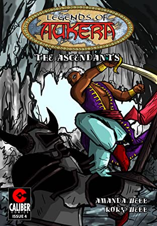 Legends of Aukera: The Ascendants #4