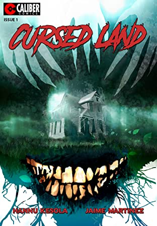 Cursed Land No.1