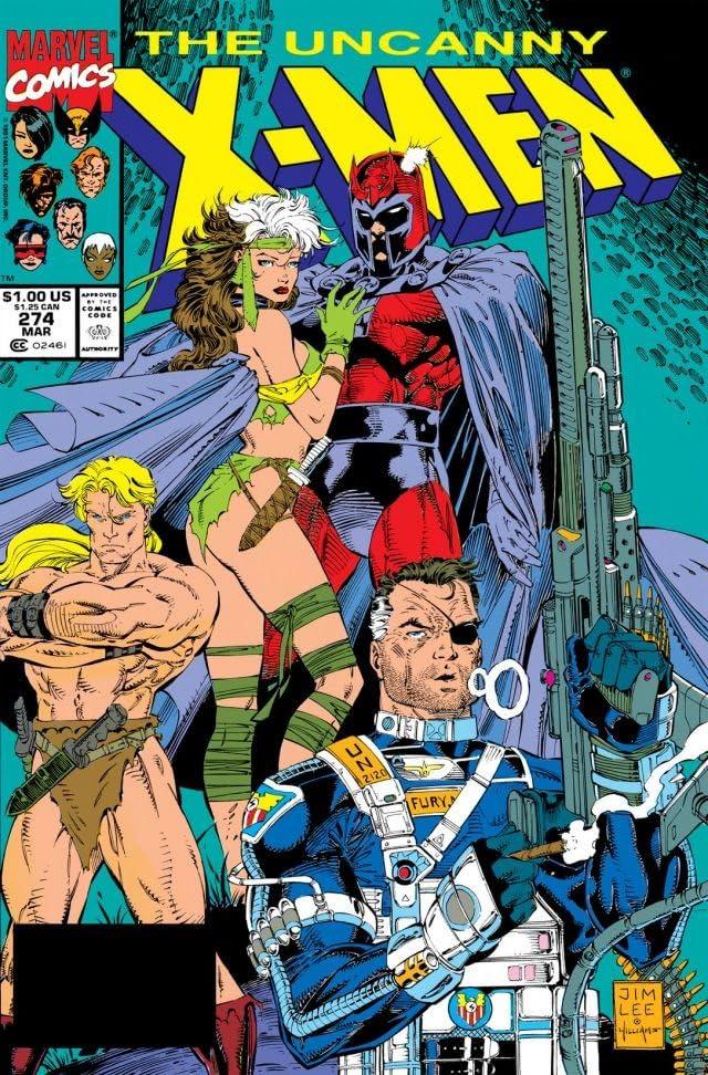 Uncanny X-Men (1963-2011) #274