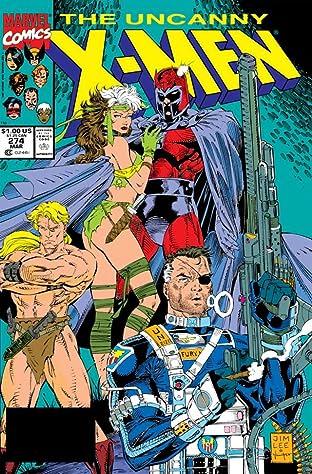 Uncanny X-Men (1963-2011) No.274