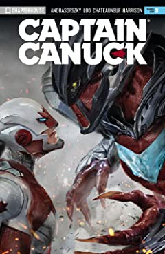 Captain Canuck (2017) No.3