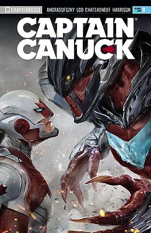 Captain Canuck (2017) No.3
