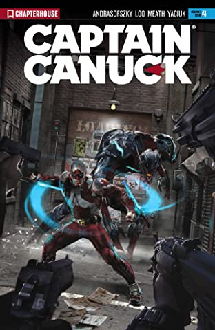 Captain Canuck (2017) #4