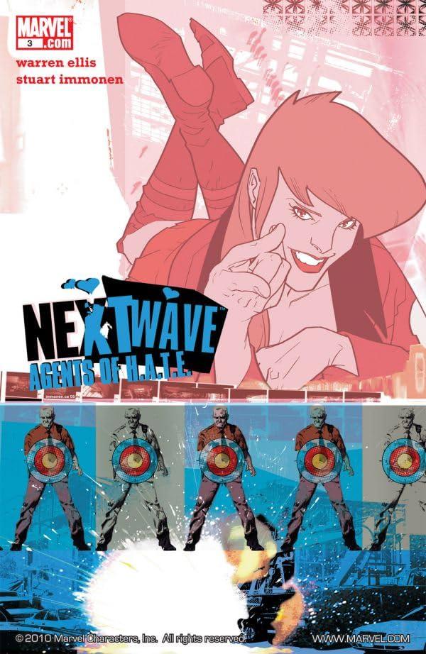 Nextwave: Agents of HATE #3