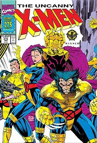 Uncanny X-Men (1963-2011) No.275