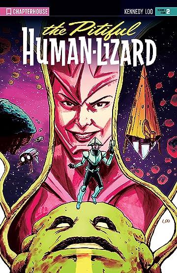Pitiful Human-Lizard #19