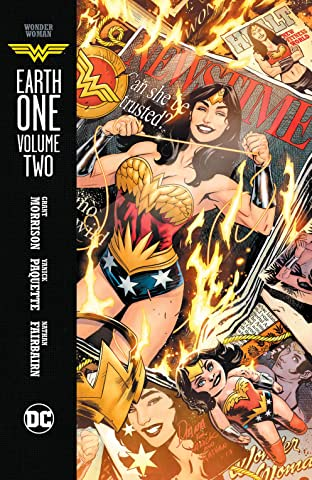 Wonder Woman: Earth One  Vol. 2