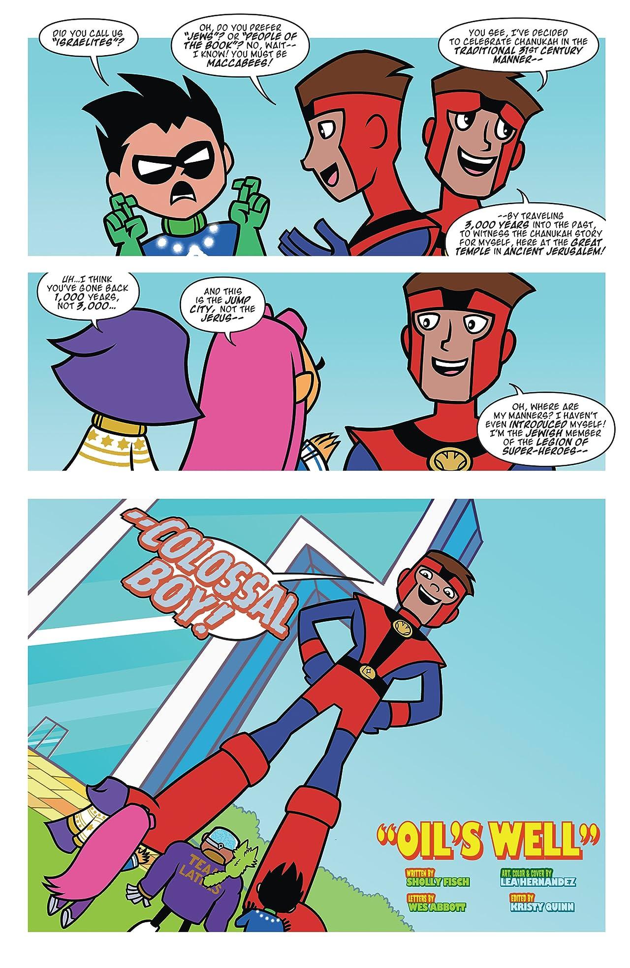 Teen Titans Go! (2013-) Vol. 5: Falling Stars