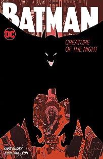 Batman: Creature of the Night (2017-)