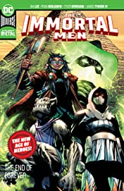 The Immortal Men (2017-) Vol. 1