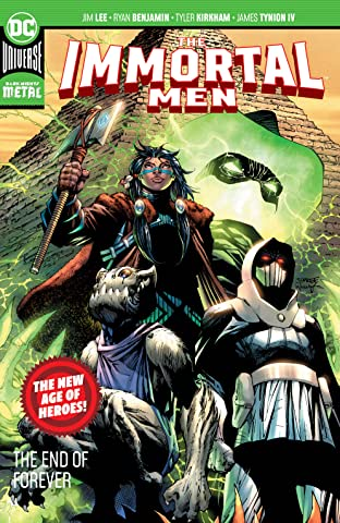 The Immortal Men (2017-) Vol. 1