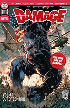 Damage (2018-) Vol. 1: Out of Control