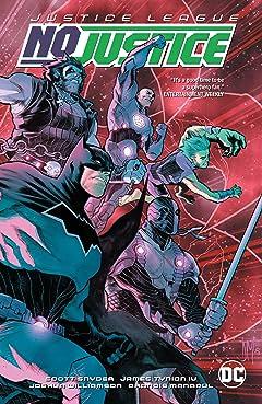 Justice League: No Justice (2018-)
