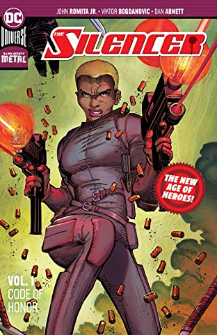 The Silencer (2018-2019) Tome 1: Code of Honor