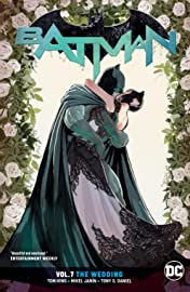 Batman (2016-) Tome 7: The Wedding