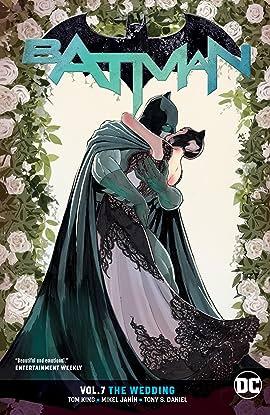 Batman (2016-) Vol. 7: The Wedding