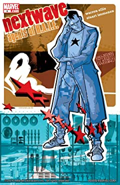 Nextwave: Agents of HATE #4