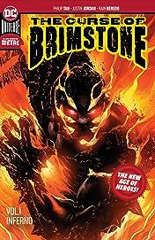 The Curse of Brimstone (2018-2019) Tome 1: Inferno