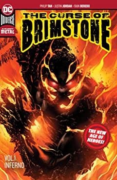 The Curse of Brimstone (2018-2019) Tome 1: Inferno