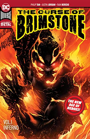 The Curse of Brimstone (2018-) Vol. 1: Inferno