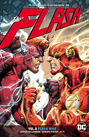 The Flash (2016-) Tome 8: Flash War