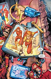 The Flash (2016-) Vol. 8: Flash War