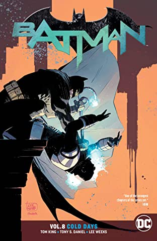 Batman (2016-) Tome 8: Cold Days
