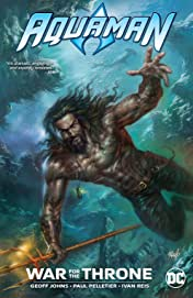 Aquaman: War for the Throne