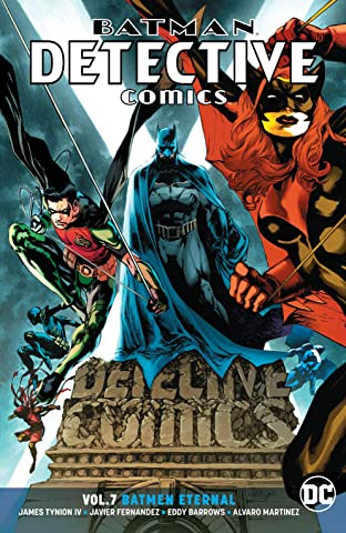 Batman - Detective Comics (2016-) Tome 7: Batmen Eternal
