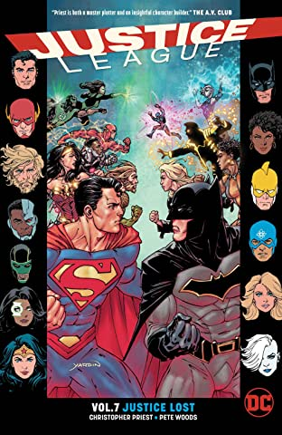Justice League (2016-) Vol. 7: Justice Lost