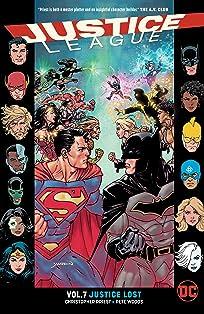 Justice League (2016-) Vol. 7: Justice Lost