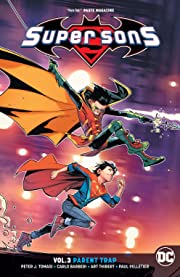 Super Sons (2017-2018) Vol. 3: Parent Trap