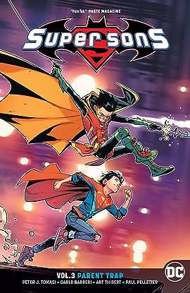 Super Sons (2017-2018) Vol. 3: Parent Trap