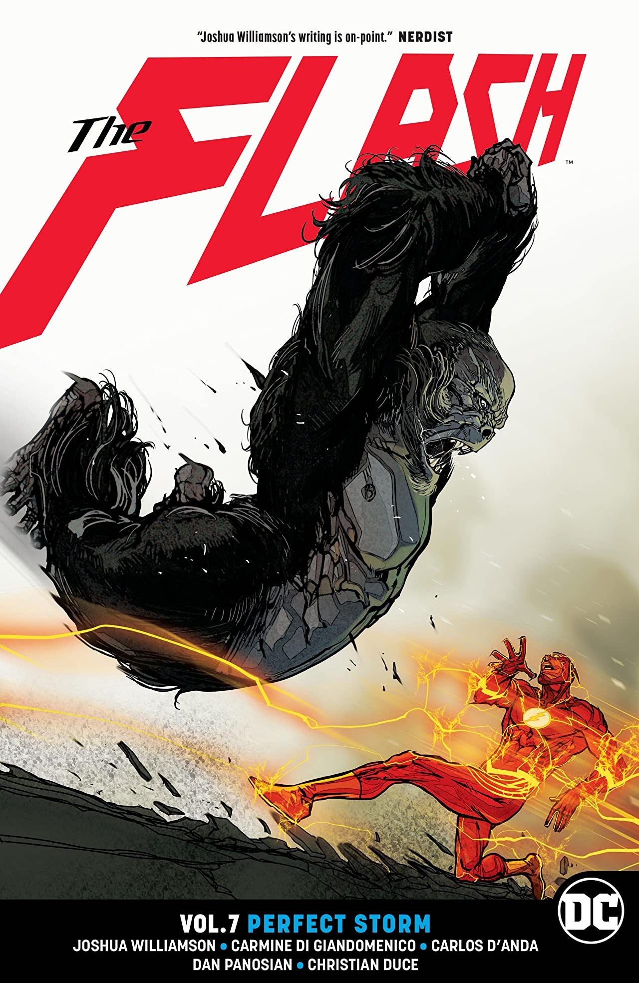 The Flash (2016-) Tome 7: Perfect Storm