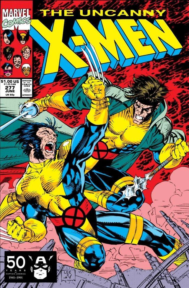 Uncanny X-Men (1963-2011) #277