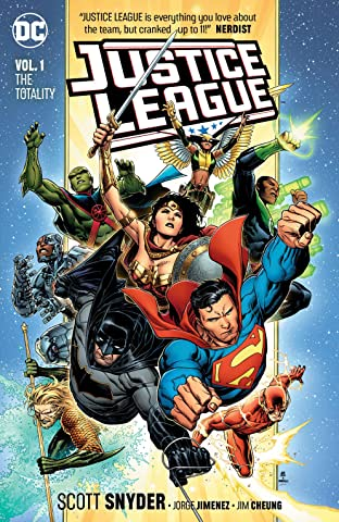 Justice League (2018-) Tome 1: The Totality