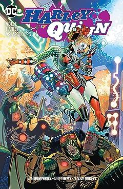 Harley Quinn (2016-) Vol. 1: Harley Vs. Apokolips