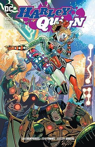 Harley Quinn (2016-) Tome 1: Harley Vs. Apokolips