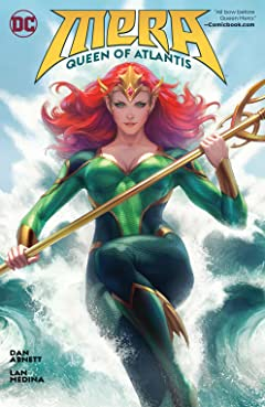 Mera: Queen of Atlantis (2018)
