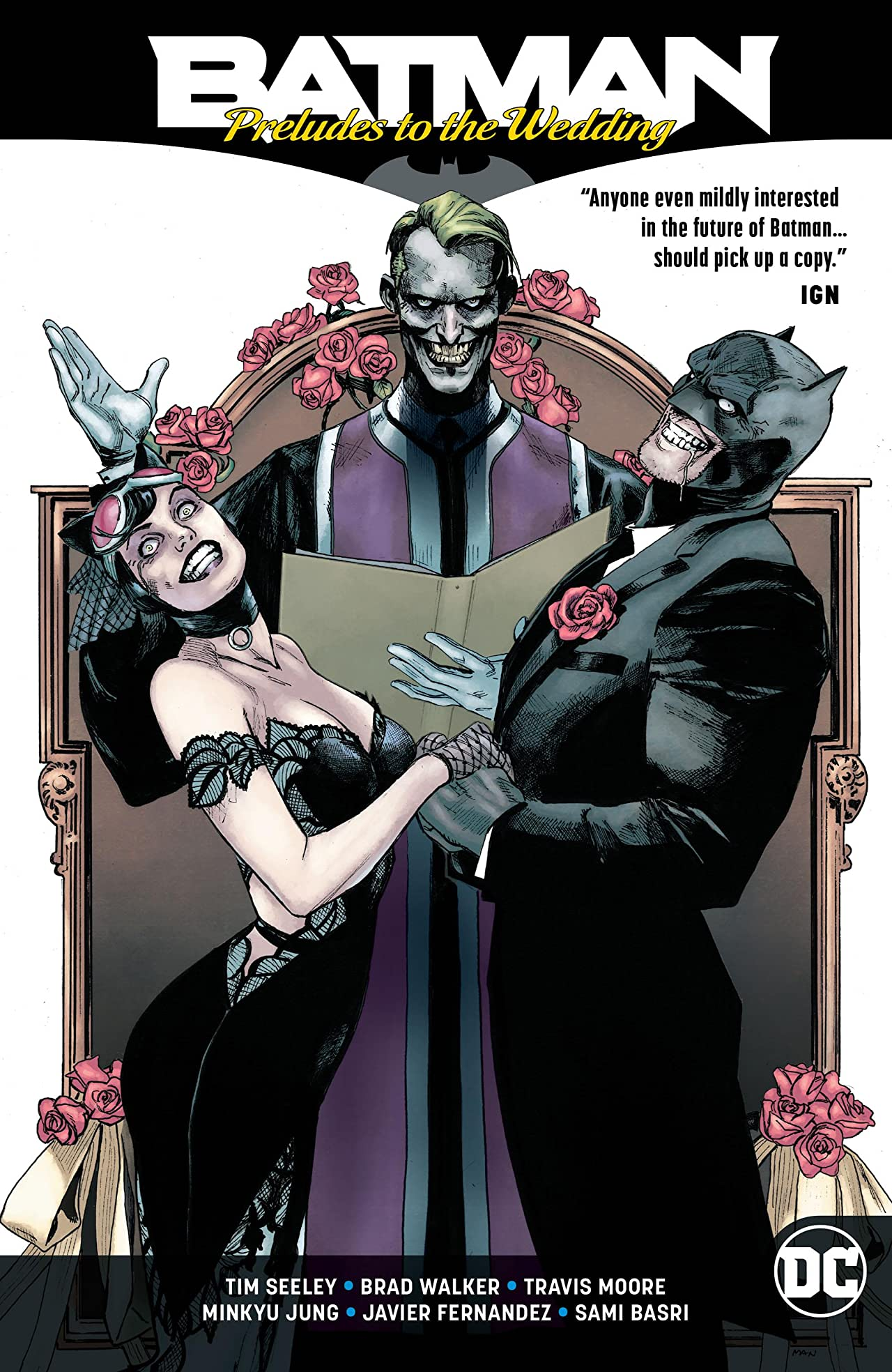 Batman: Preludes to the Wedding