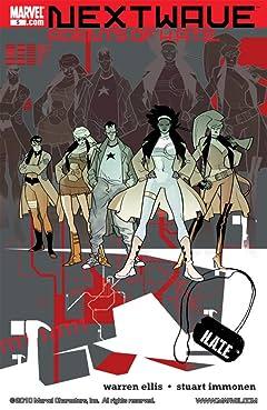 Nextwave: Agents of HATE #5