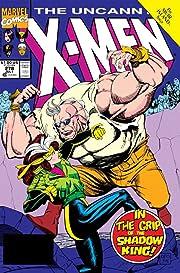 Uncanny X-Men (1963-2011) #278